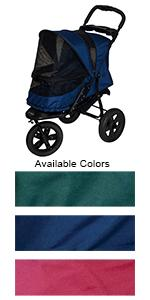 No-Zip AT3 Pet Stroller