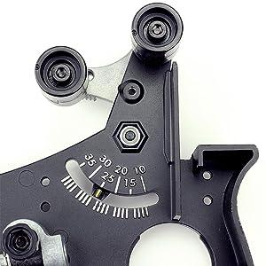 adjustable sharpening angles work sharp