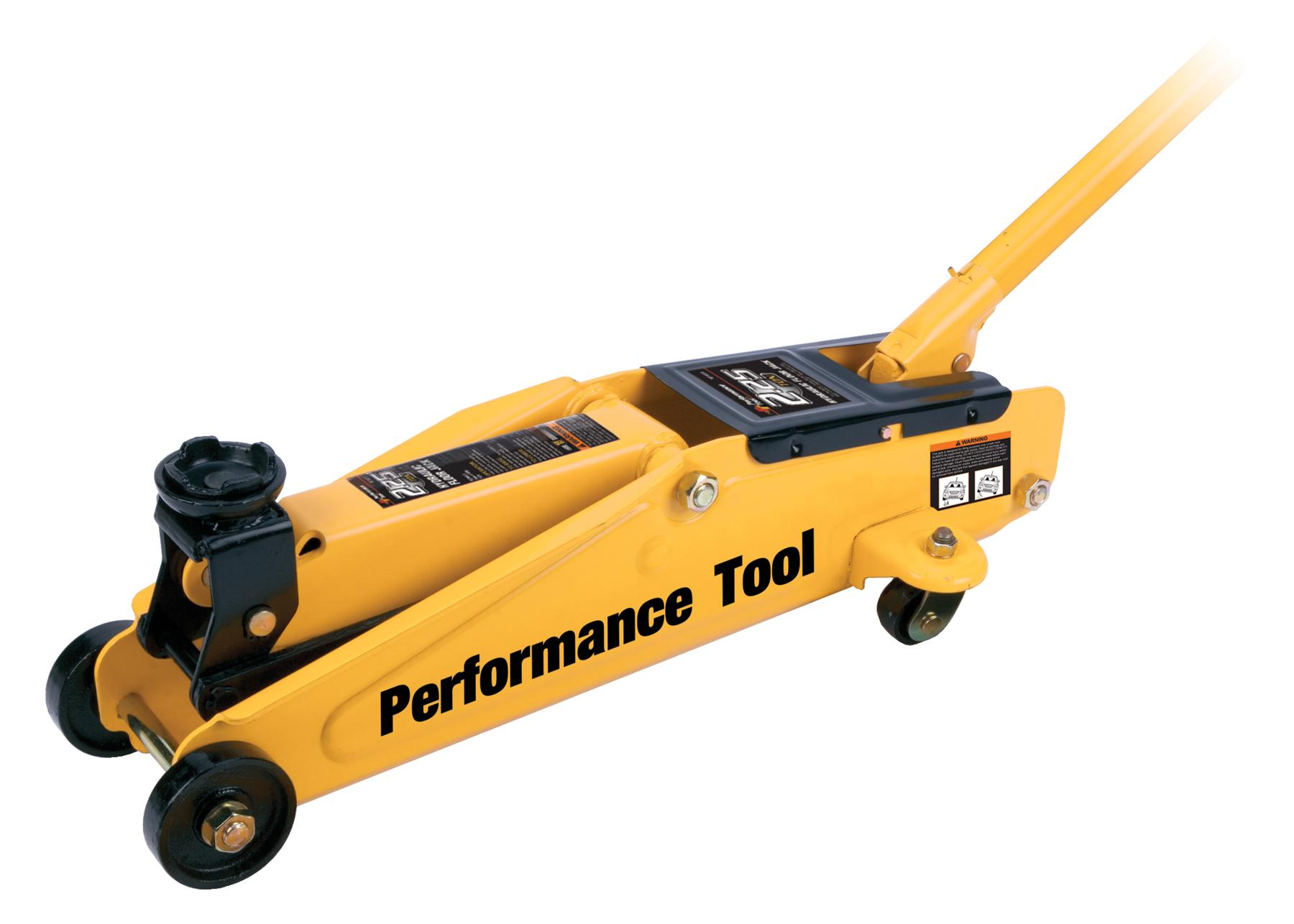 Performance Tool W1614 2 Ton 4 000 Lbs Capacity Floor