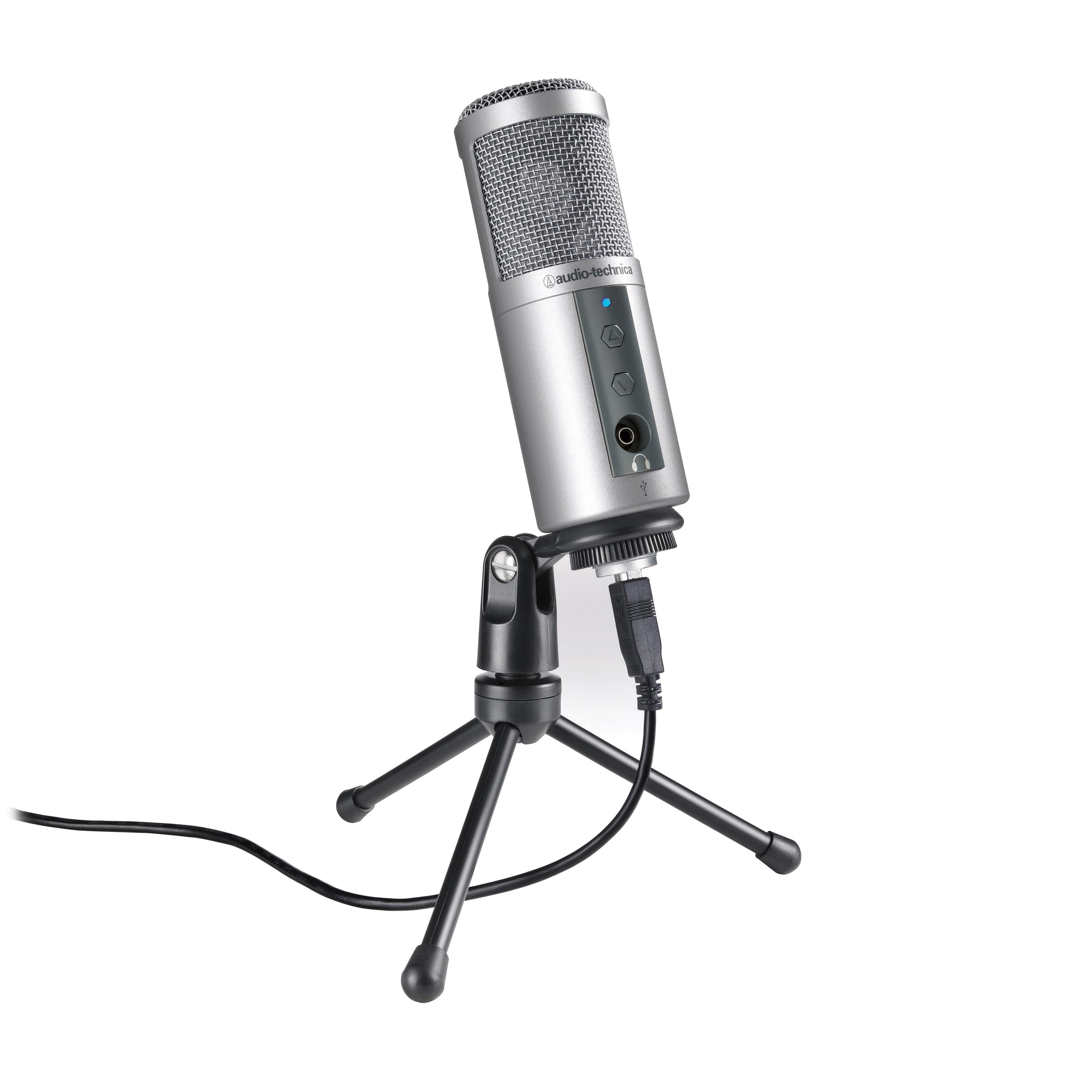 Audio Technica Atr2500 Usb Cardioid Condenser Usb