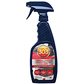 303 Automotive Tonneau Cover and Convertible Top Cleaner