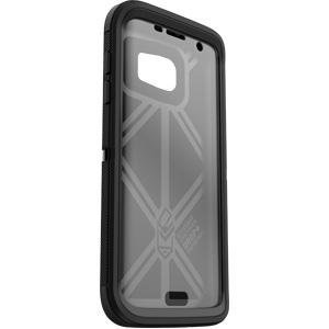 sale retailer 6c669 af591 OtterBox DEFENDER SERIES Case for Samsung Galaxy S7 Edge - Frustration Free  Packaging - BLACK