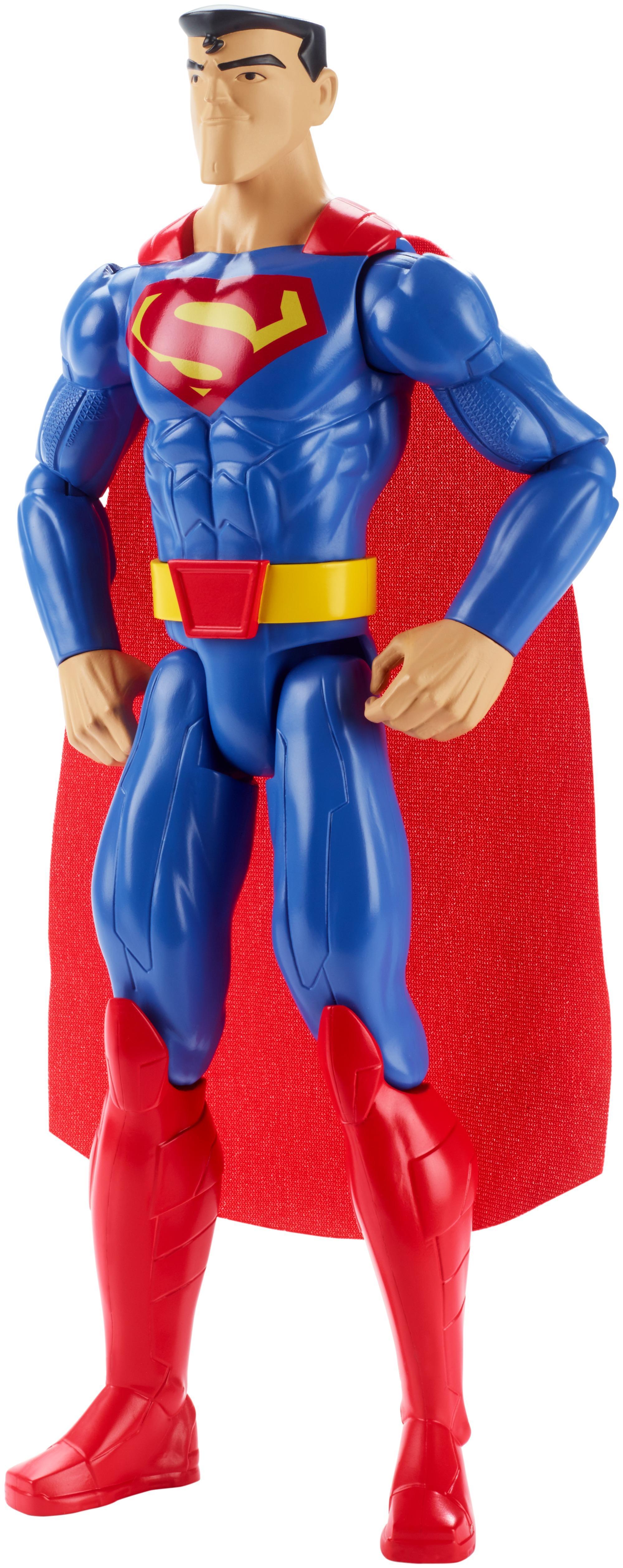 Amazon.com  Mattel DC Justice League Action Superman Figure 4b44a059b3a