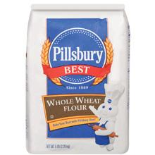 Pillsbury Whole Wheat Flour