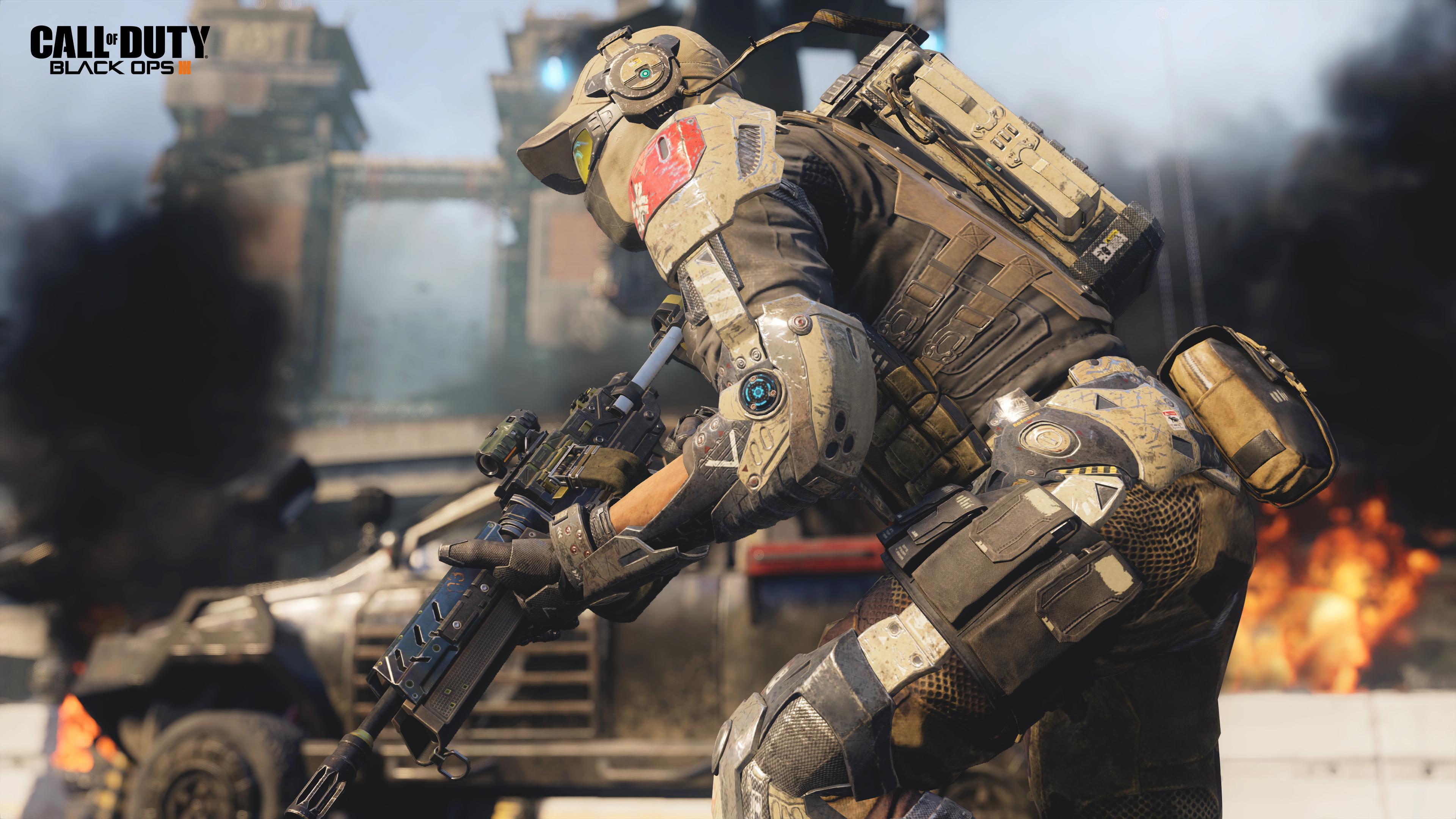 Amazon Com Call Of Duty Black Ops Iii Standard Edition Xbox