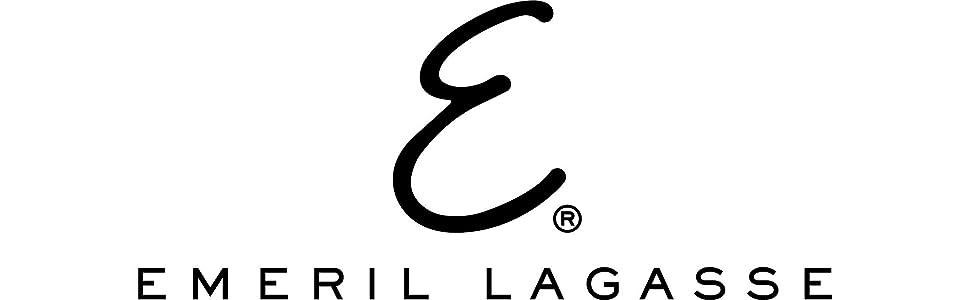 Emeril Lagasse 62983 Pre-Seasoned Cast Iron Square Grill Pan, 10
