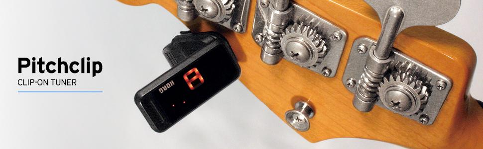 Pitchclip Tuner