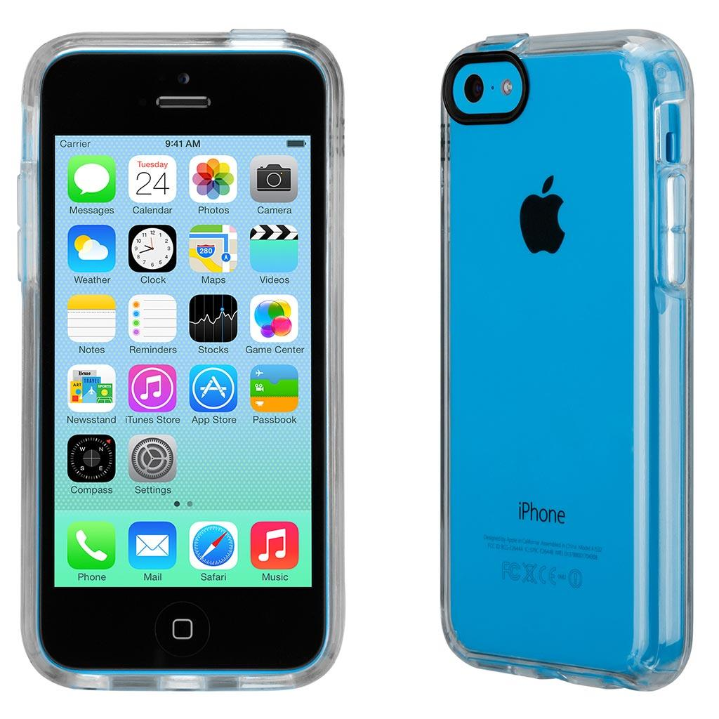 Amazon.com  Speck Products CandyShell Case for iPhone 5c - Nickel ... 75d444673