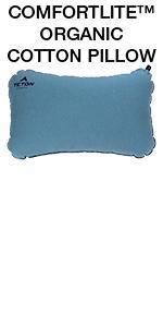 COMFORTLITE organic cotton pillow