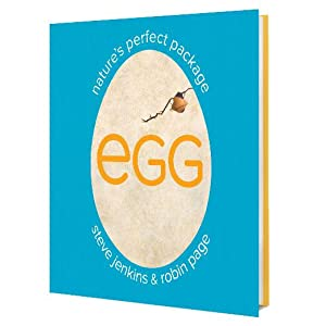 Steve Jenkins, Book, Egg