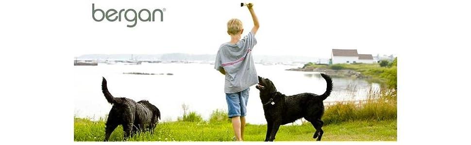 Pet Supplies : Bergan Wall Mounted Dispenser : Pet Food
