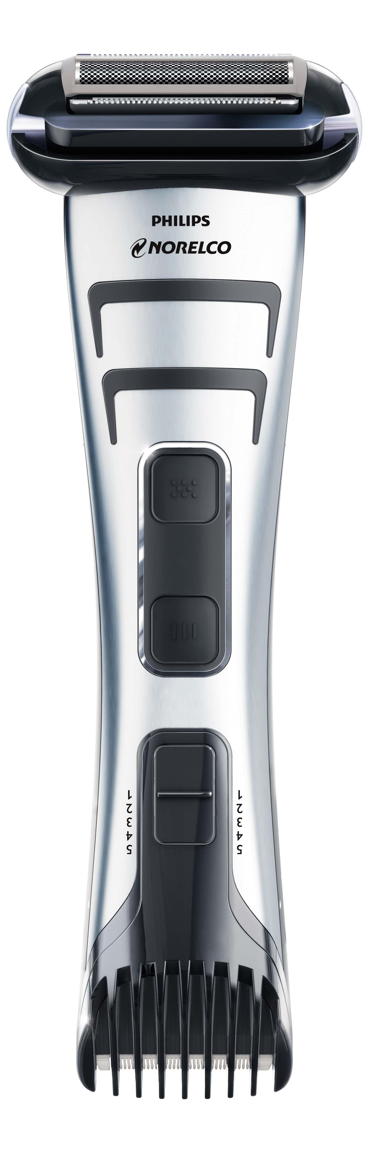 how to clean philips bodygroom