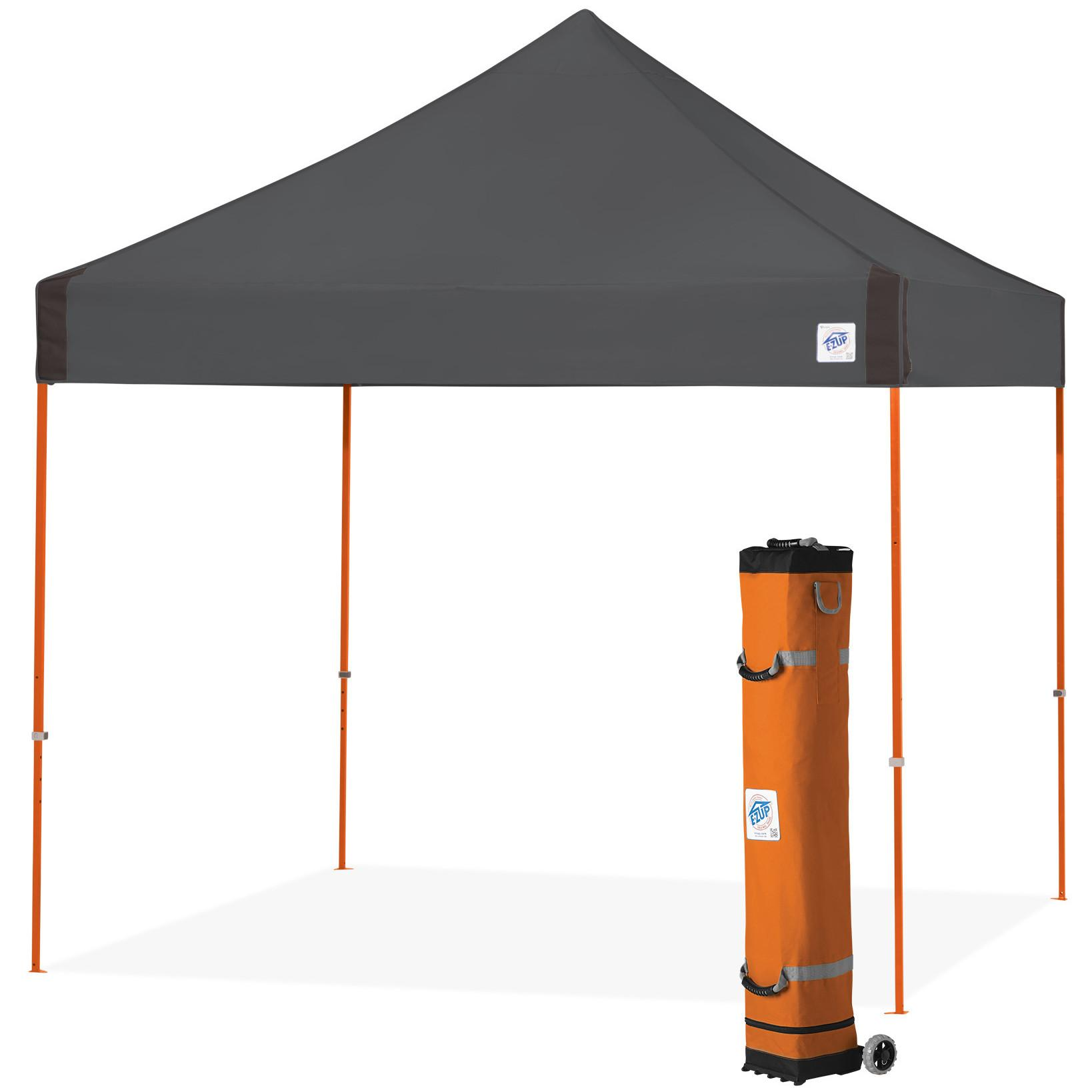 10x10 canopy beach canopy canopy red canopy e-z up ez up  sc 1 st  Amazon.ca & E-Z UP Vantage Instant Shelter Canopy 10 x 10-Feet Steel Grey ...