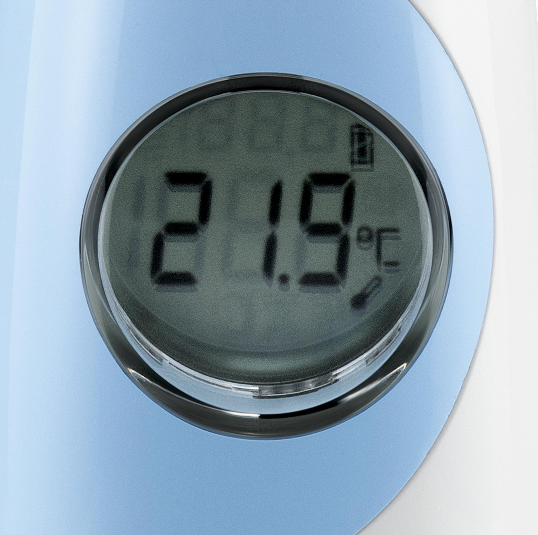 NUK Flash Contactless Baby Thermometer: Amazon.co.uk ...
