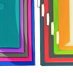 Binder Pocket Colors