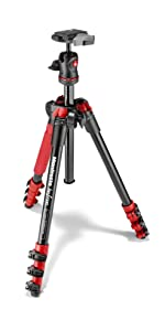 Manfrotto, Travel tripod, Befree