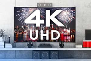 4K Ultra HD Ready