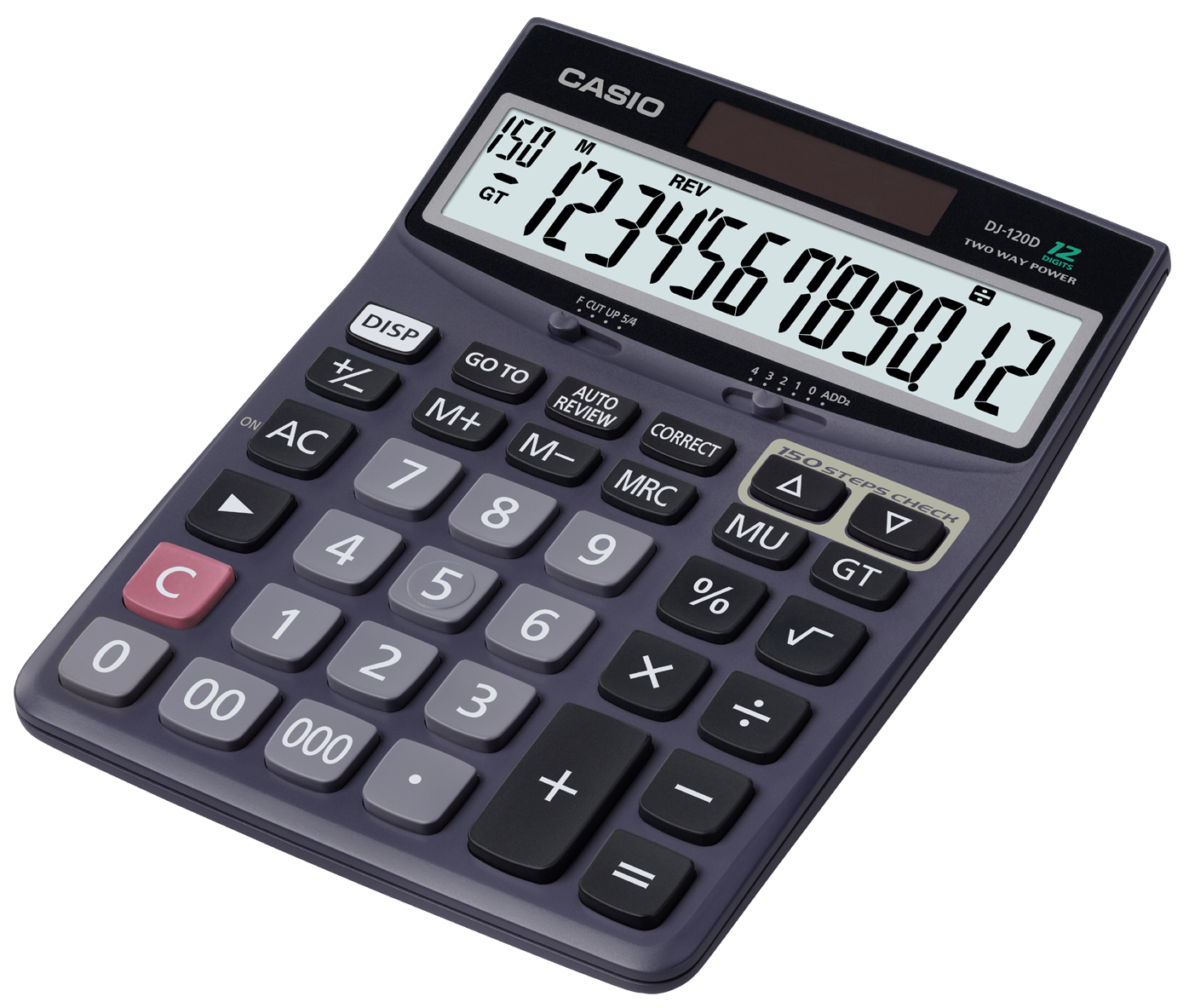 four function calculator hp com office style digit dual powered  calculators buy calculators online at best prices in in casio dj 120d business calculator