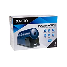 X-ACTO Powerhouse Electric Pencil Sharpener