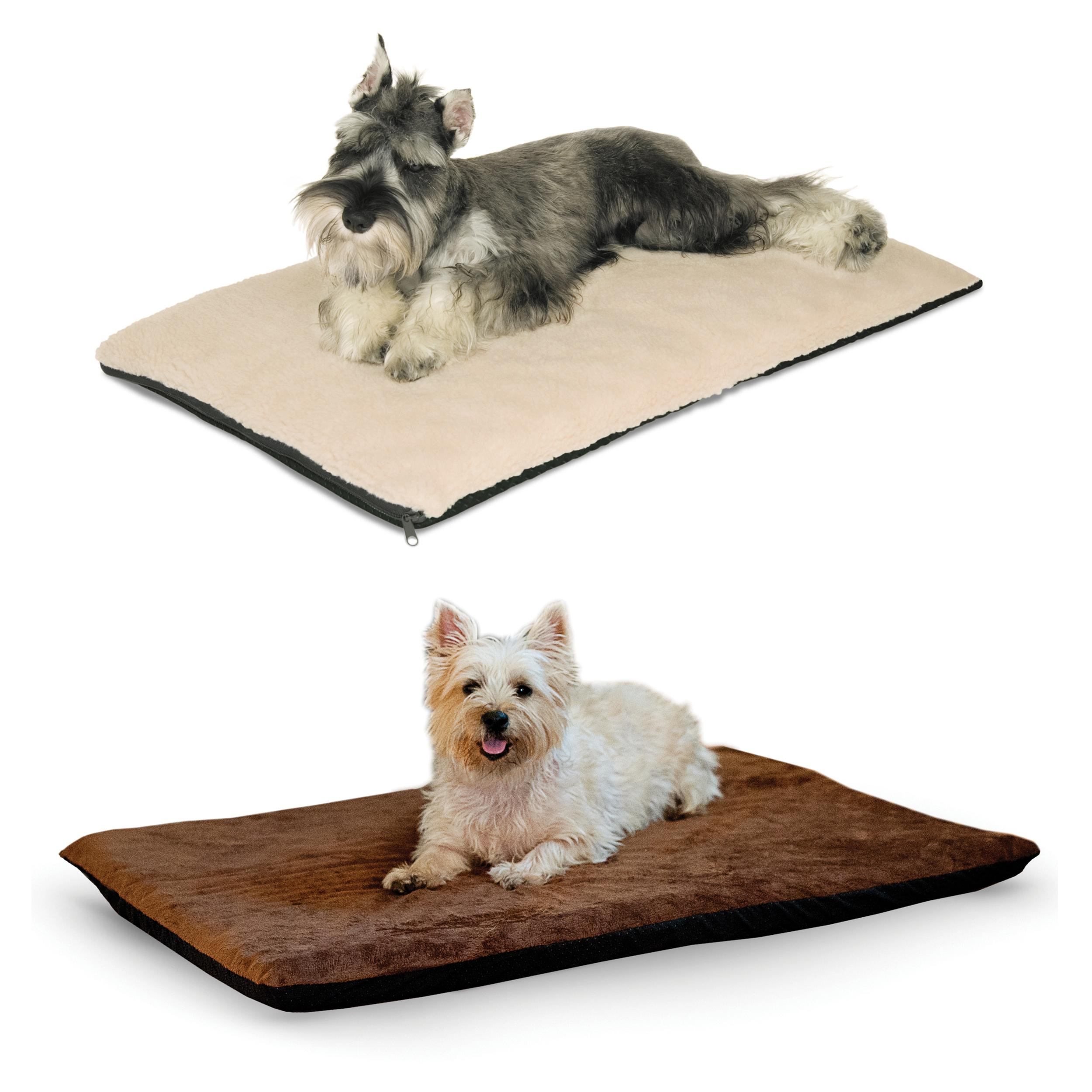 Amazon Com K Amp H Pet Products Ortho Thermo Bed Heated Pet