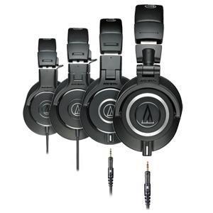 Studio headphones, Monitor headphones, Professional headphones, Pro headphones, Recording headphones