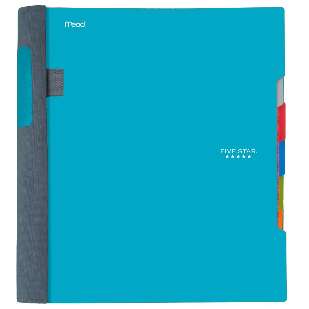 Amazon.com : Five Star Advance Spiral Notebook, 5 Subject