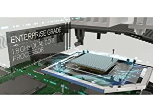 Enterprise-Grade 1.8 GHz Processor Handles Heavy Traffic