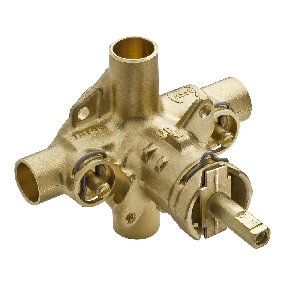 site concentric bristan valves dual thermostatic control valve shower exposed gold showers large