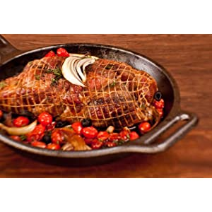 cast iron skillet, Lodge frying pan, Pro-Logic skillet