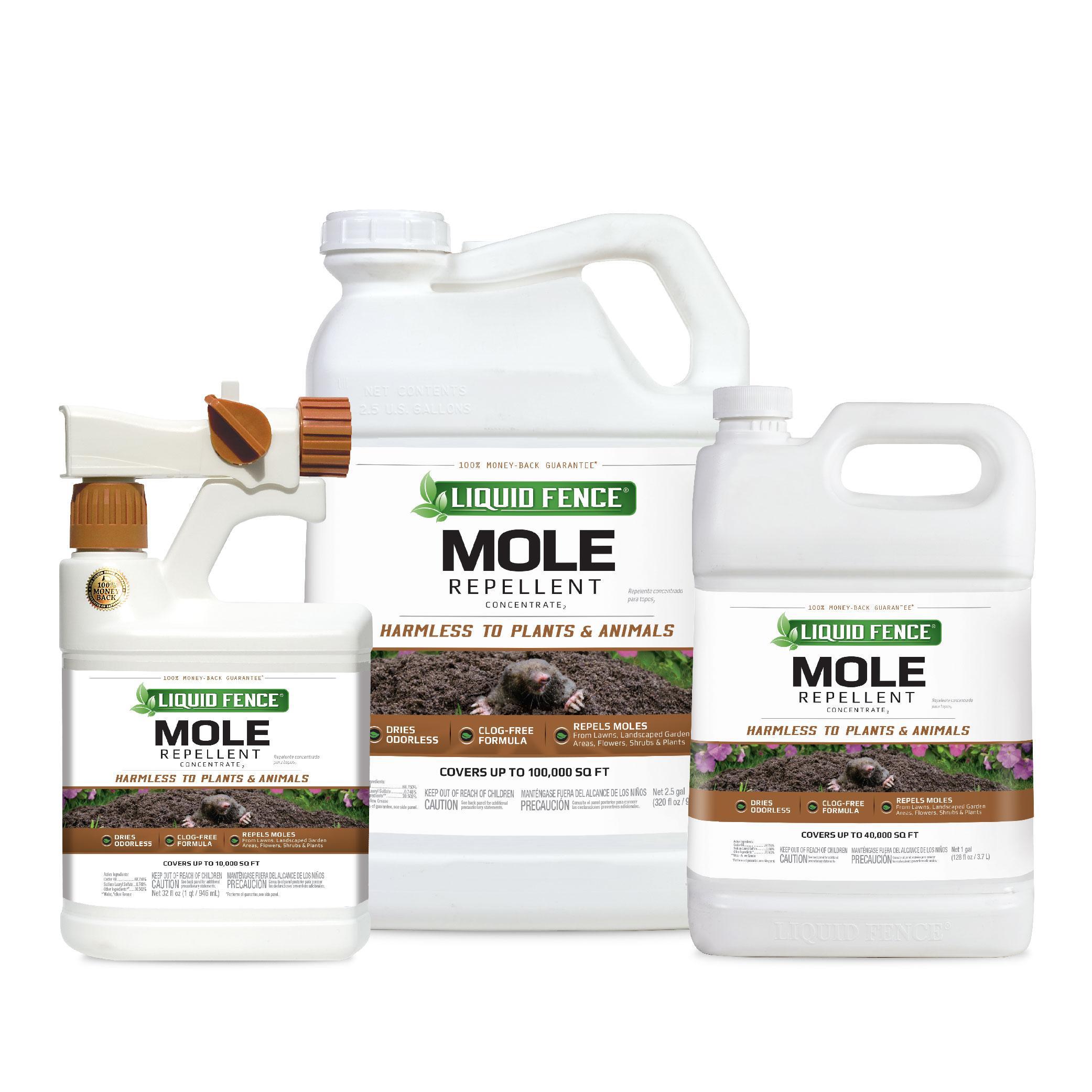 Amazon Com Liquid Fence Hg 81666 Mole Repellent 32 Oz