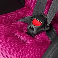 Evenflo, tributo LX, assento de carro