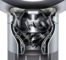 Dyson AM06 Cool 30% less power consumed
