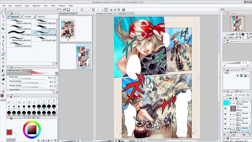 Amazon.com: CLIP STUDIO PAINT EX