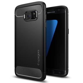 samsung;galaxy s7 edge case;protective;shockproof;absortion;absorbing;rubber;heavy duty;carbon fiber