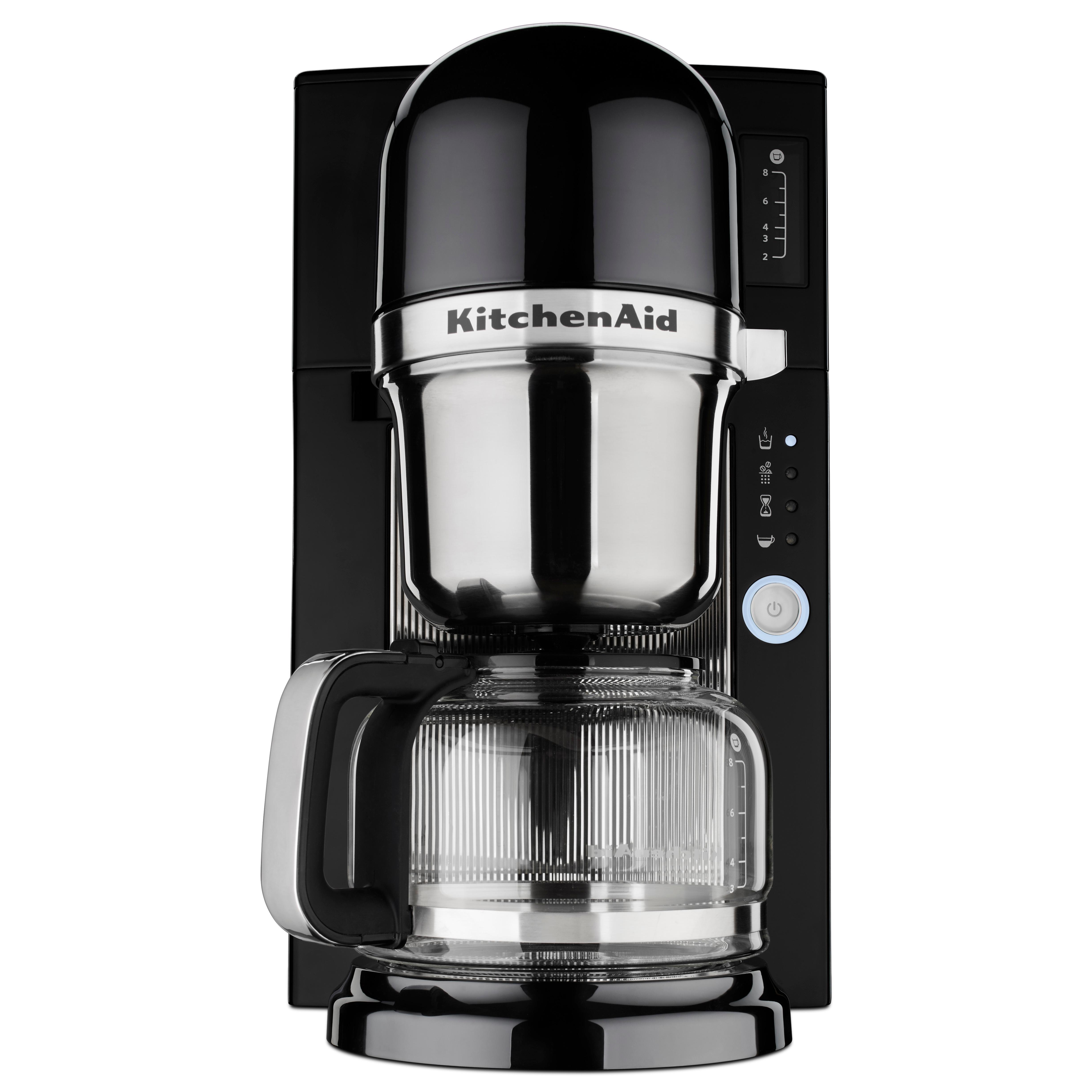 Kitchenaid Kcm0801ob Pour Over Coffee Brewer Onyx Black