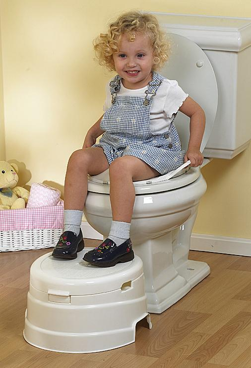 Buy Primo 4 In 1 Soft Seat Toilet Trainer And Step Stool