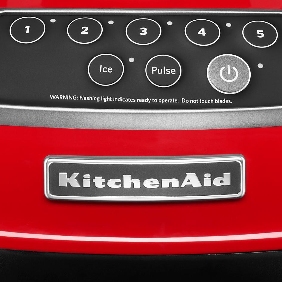 Amazon Com Kitchenaid Ksb1570sl 5 Speed Blender With 56