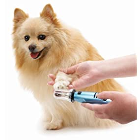 pet nail clippers amazon   oster gentle paws less