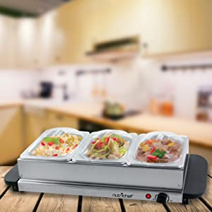 Compact; tabletop safe; stainless steel; convenient; resistant surface