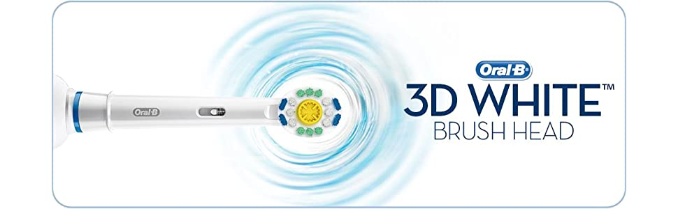oral b, oral b toothbrush, electric toothbrush, rechargeable toothbrush, whiten teeth, brush refill