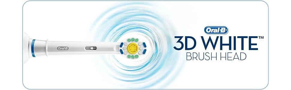 Đầu bàn chải điện Oral-B 3D White