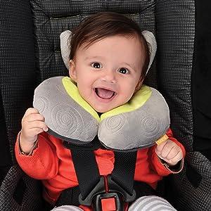 Amazon.com: Brica Koosh'N Infant Neck and Head Support ...