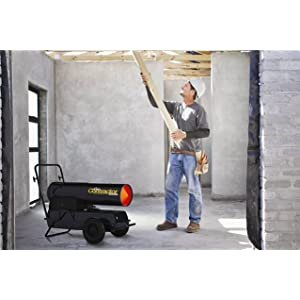 Mr Heater F270255 Mh50kr Contractor 50 000 Btu Forced Air