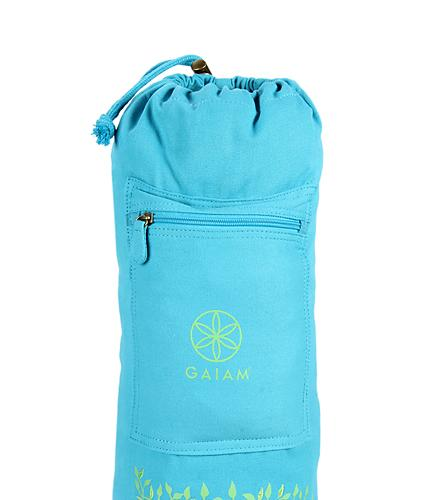 Amazon Com Gaiam Yoga Mat Bag Chakra Yoga Mat Case