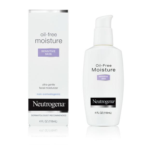 moisturizer for sensitive skin
