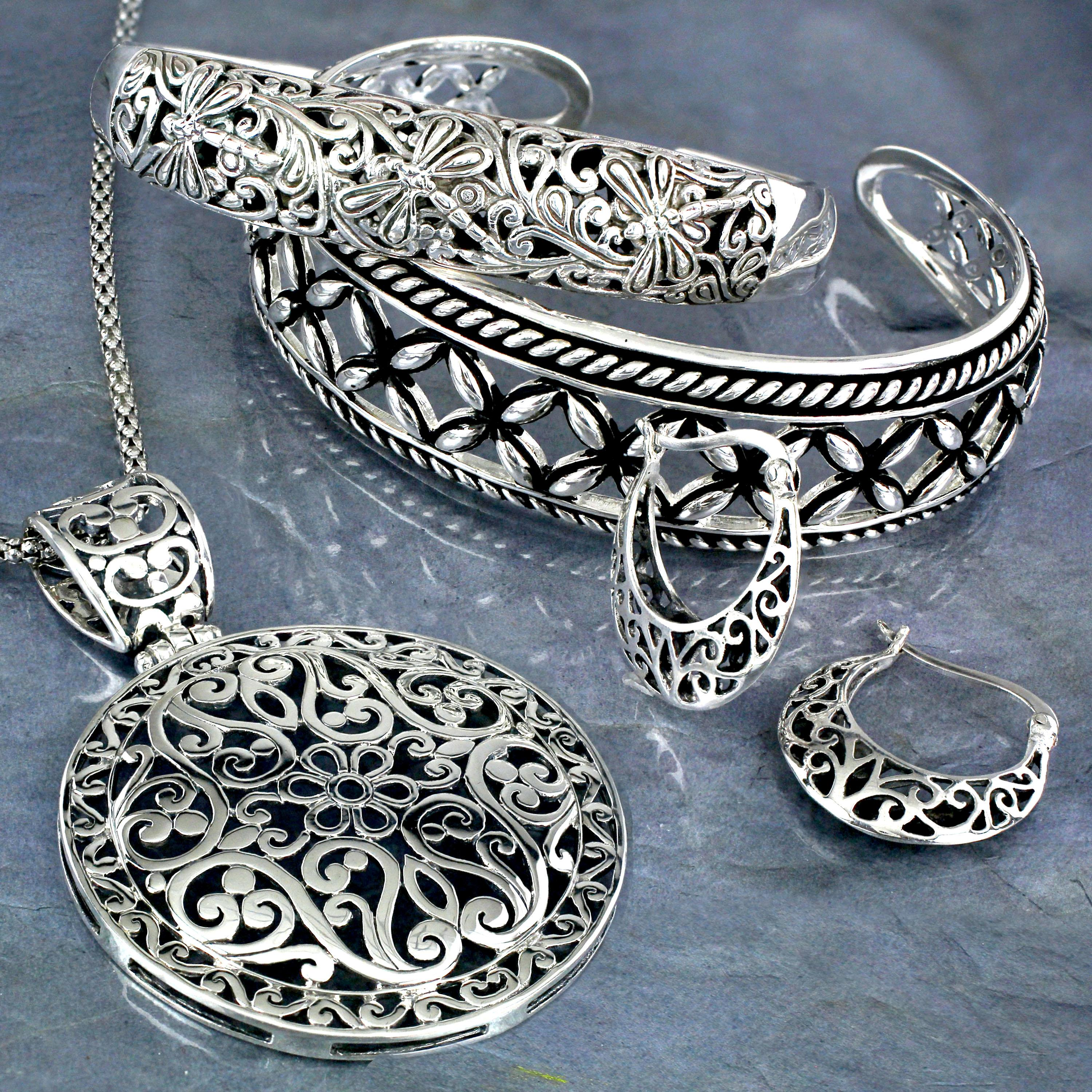 Image result for sterling silver jewelry