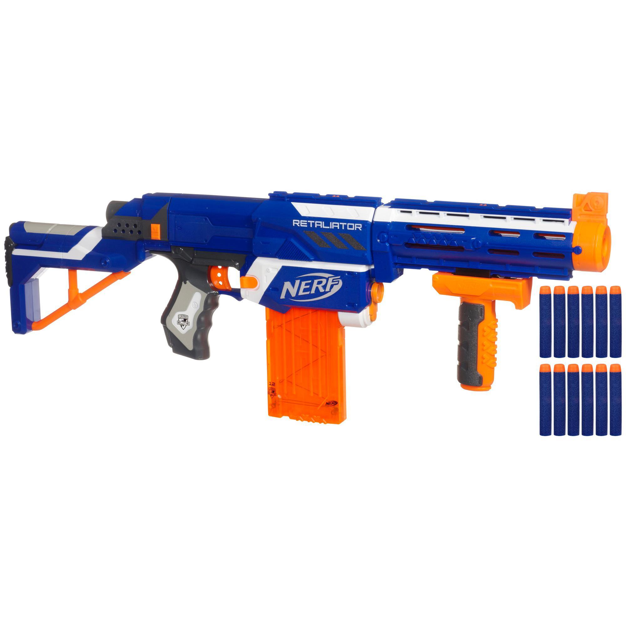10pcs Blue foam bullets For Nerf Guns