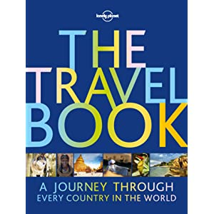 Cover, the travel book, travel, lonely planet