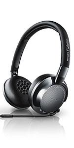 Philips NC1 Fidelio Noise Canceling Headphones