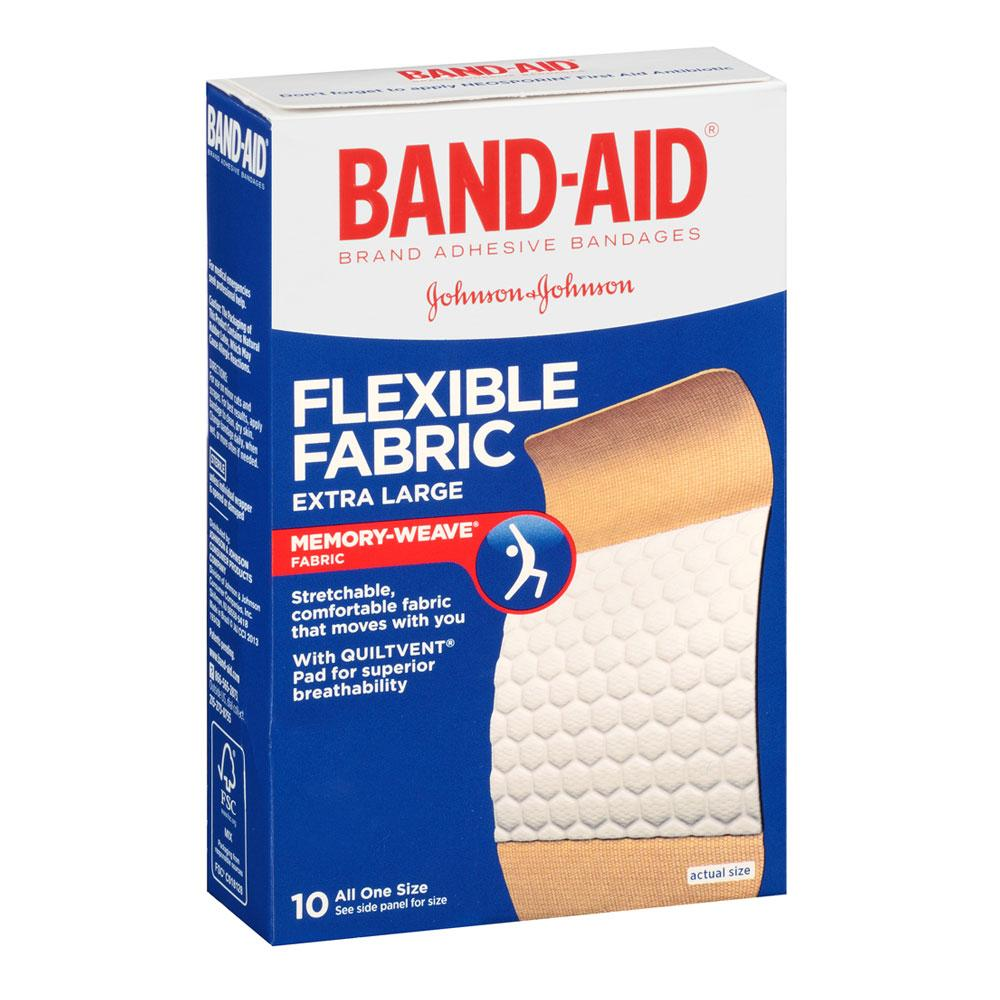 Forty-six percent (46%) said BAND-AID® Brand of First Aid Products was the #1 recommended brand vs. the next highest recommended brand, Curad®, at 13%. In addition the Johnson & Johnson Red Cross® brand was the #1 recommended brand at 38% vs. the next .